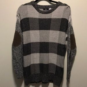 Urban outfitters BDG sweater with shoulder pads